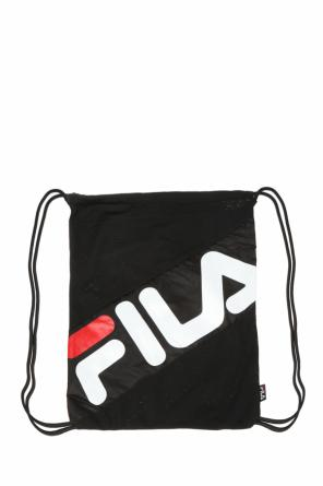 Logo-printed backpack od Fila