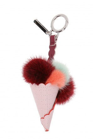 Ice-cream key ring od Fendi