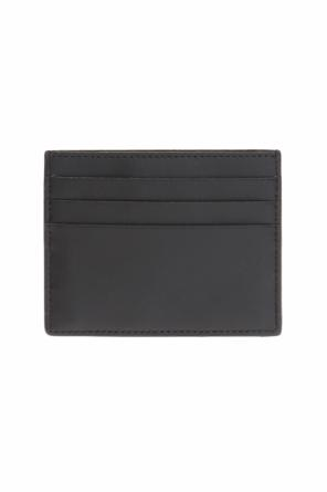 Logo card case od Fendi