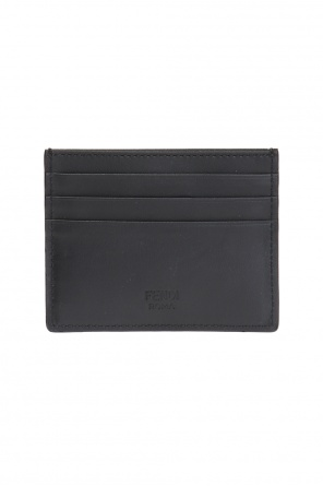 Adorned card case od Fendi