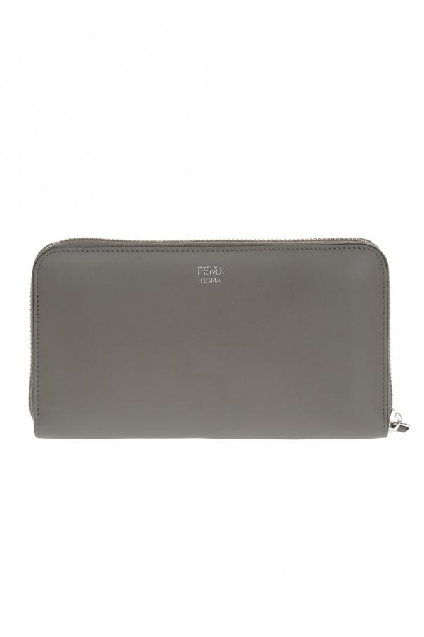 Signature adornment wallet od Fendi