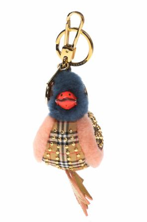 Keychain with animal motif od Burberry