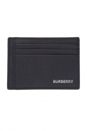Card case with money clip od Burberry