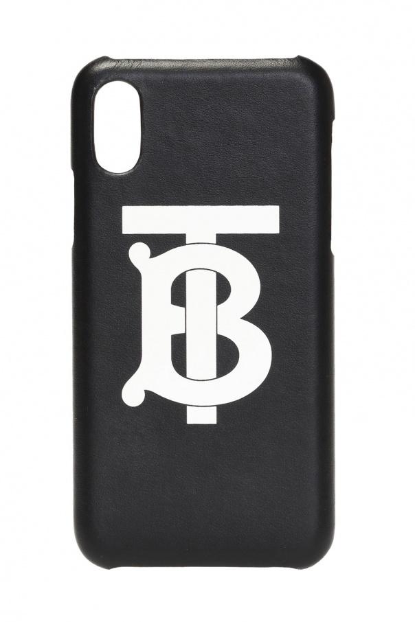 Burberry Etui na iPhone X/XS