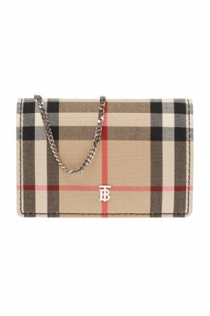 Card holder on a chain od Burberry