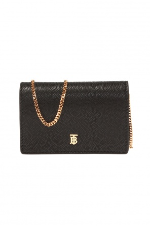Card holder with chain od Burberry