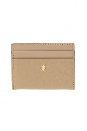 Branded card case od Burberry