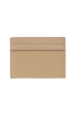 Branded card case od Burberry