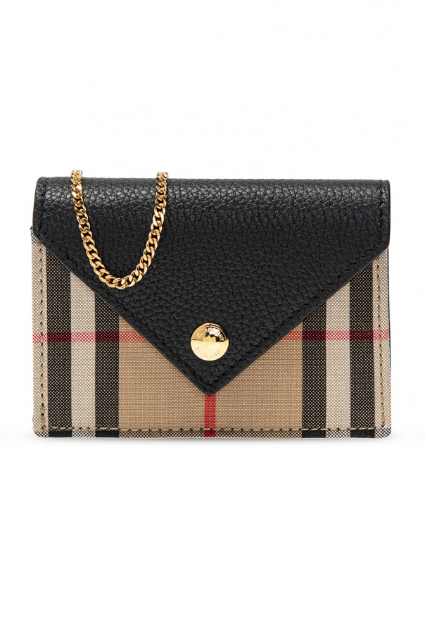 Burberry Card holder with chain
