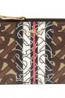 Burberry Patterned card holder
