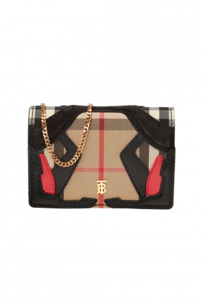 Card case on chain od Burberry