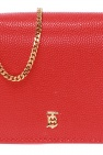 Burberry Leather wallet on chain