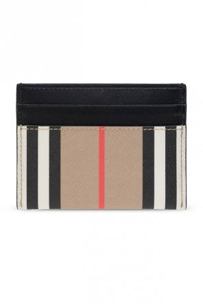 Card case with logo od Burberry