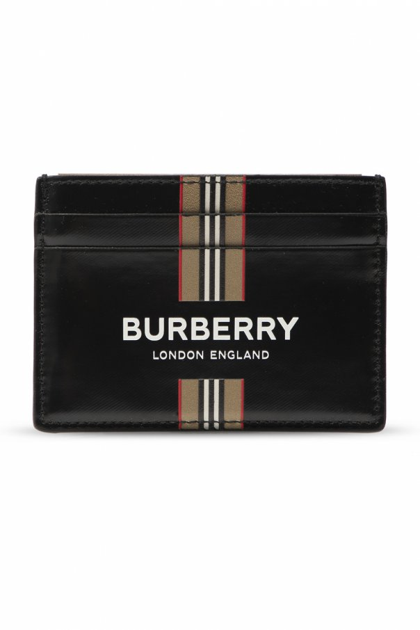Burberry Logo card case