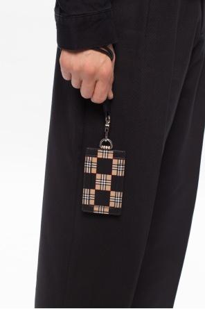 Card case on strap od Burberry