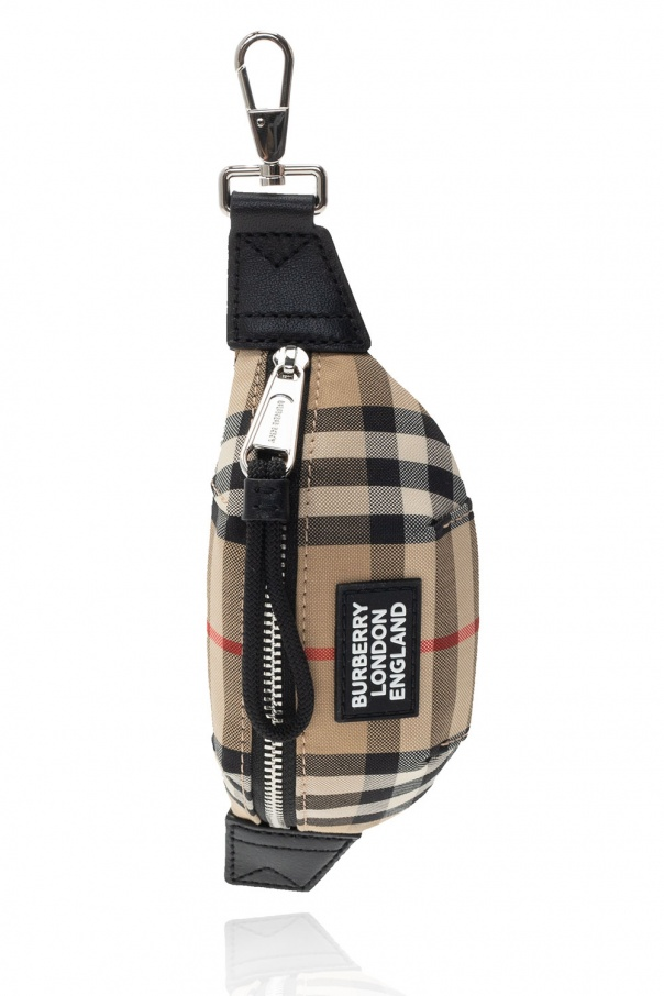 Burberry Keyring with pouch