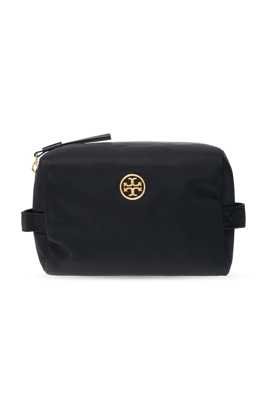 Tory Burch Wash bag with logo