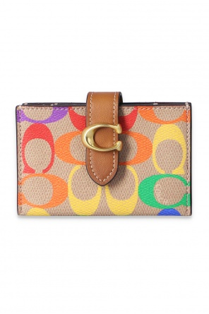 Patterned wallet od Coach
