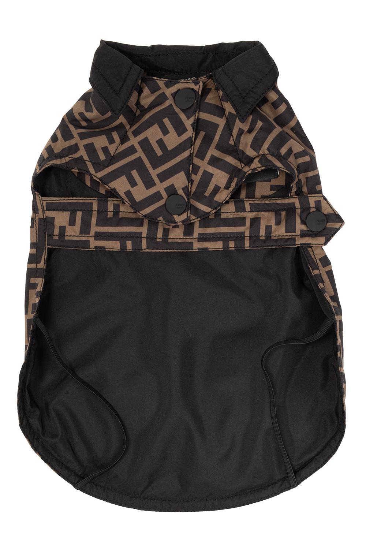 Fendi Branded dog coat