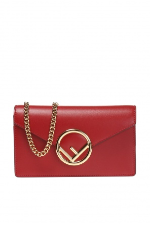 Belt bag with metal logo od Fendi