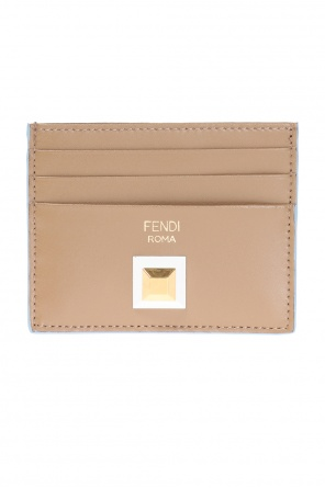 Card case with decorative element od Fendi