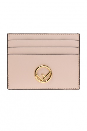 Card case with logo od Fendi