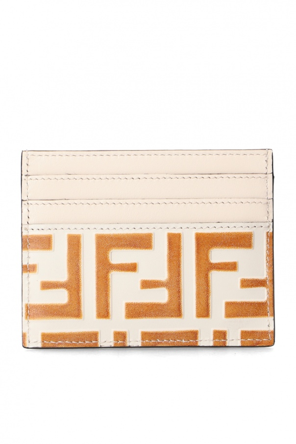 Fendi Branded card case
