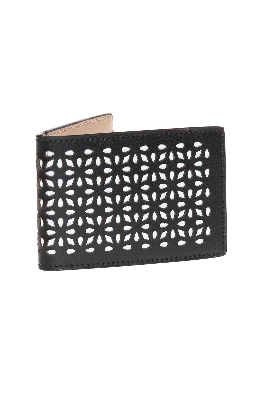 Alaia Bi-fold card case