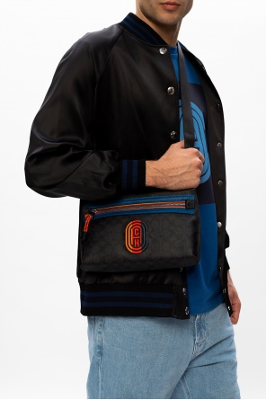Shoulder bag with logo od Coach