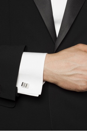 Logo cuff links od Lanvin