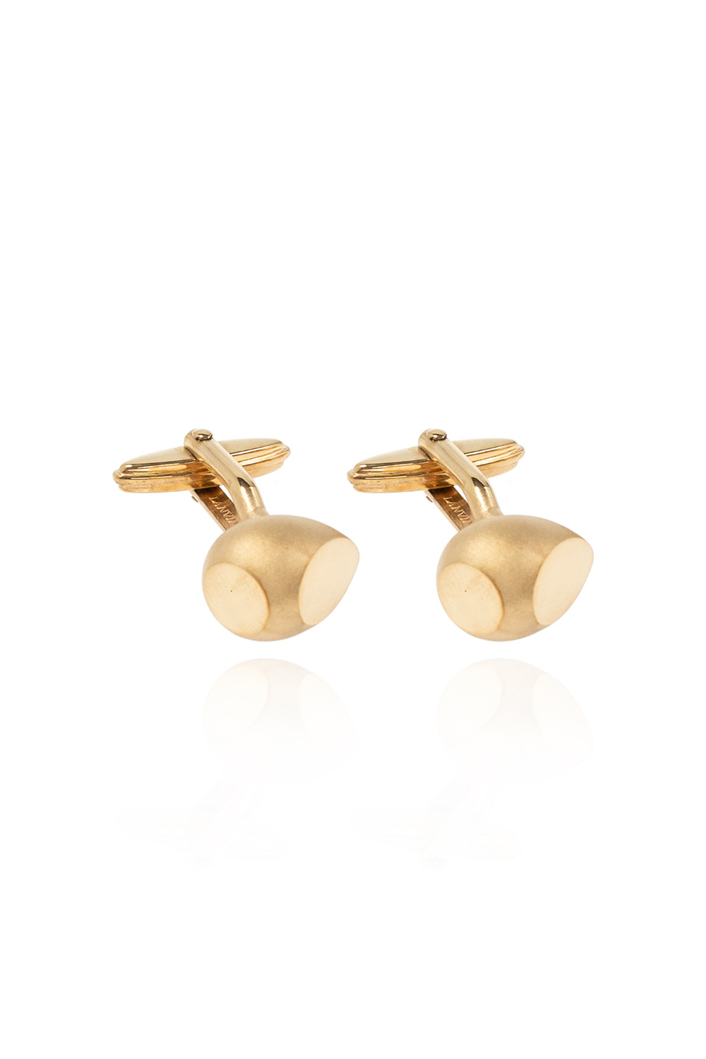 Lanvin Cuff links with logo