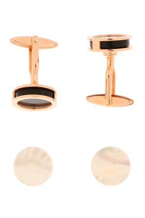 Cuff links with exchangeable stones od Lanvin