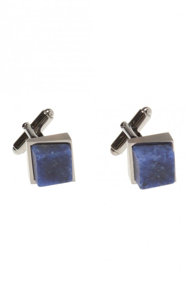 Cufflinks with decorative elements od Lanvin