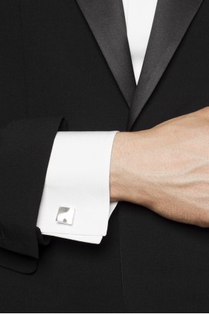 Square cuff links od Lanvin