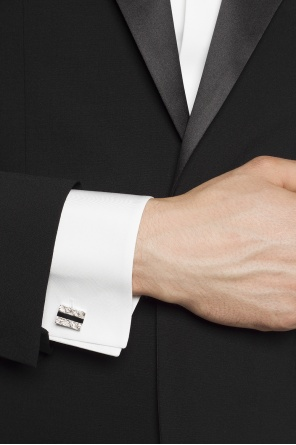 Rectangular cuff links od Lanvin