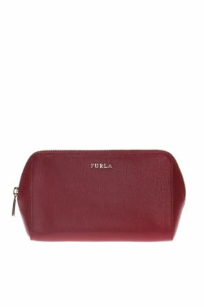 Set of wash bags with logo od Furla