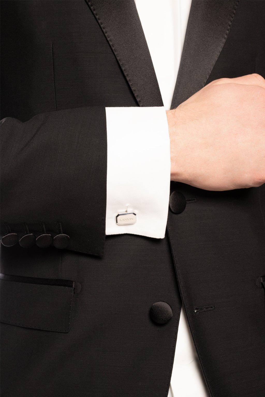 Lanvin Logo cuff links