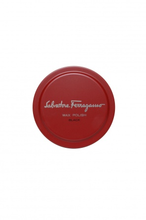 Black shoe wax od Salvatore Ferragamo