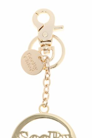 Fur key ring od See By Chloe