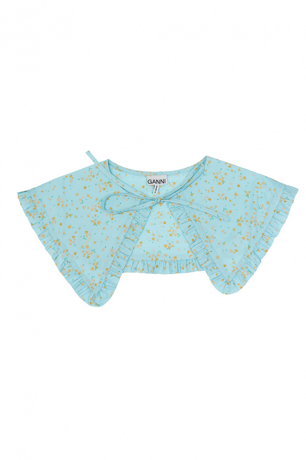 Ganni Organic cotton collar