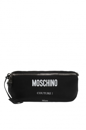 Logo-printed belt bag od Moschino