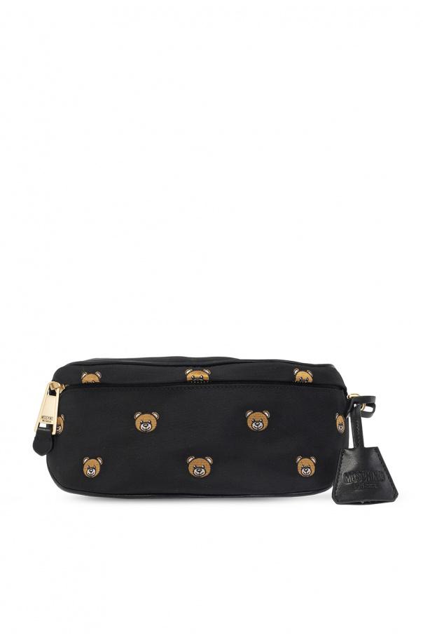 Moschino Belt bag with Teddy bear