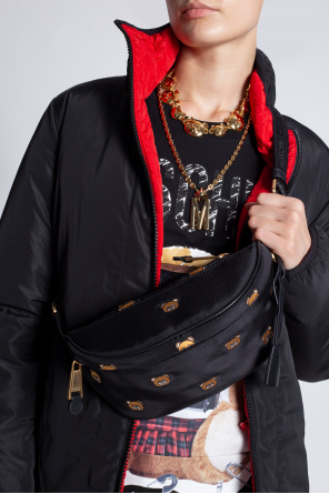 Belt bag with teddy bear od Moschino