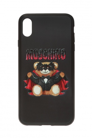 Iphone xs max case od Moschino