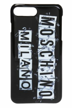 Iphone 7p/8p case od Moschino