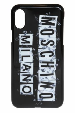 Etui na iphone x od Moschino