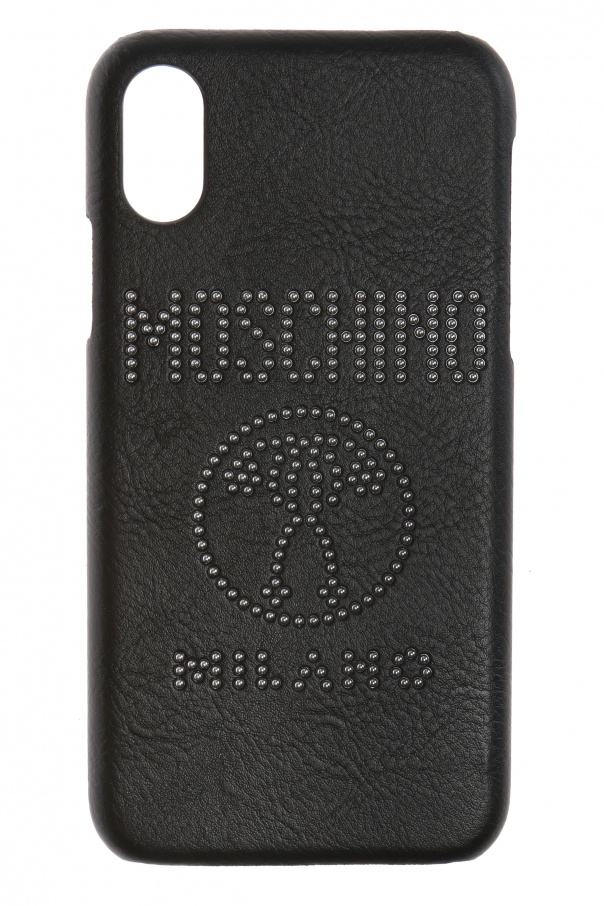 buy popular 5304c 6db96 iPhone X case Moschino - Vitkac shop online