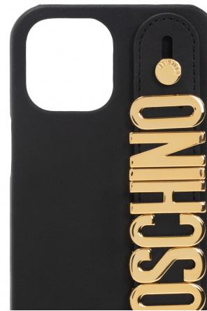 Iphone 12 pro max case od Moschino