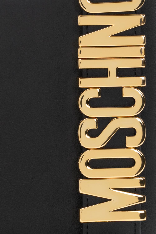 Moschino iPhone 12 Pro Max case