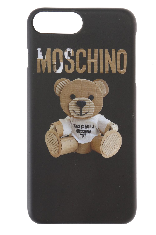 iPhone 6/6s/7 Plus case Moschino - Vitkac Canada